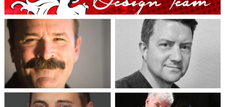 Breaking News- 2016 Music Design Team Announced