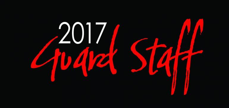 2017 Guard Staff