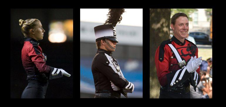 Meet the 2017 Drum Majors
