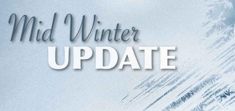 Midwinter Update – 2017