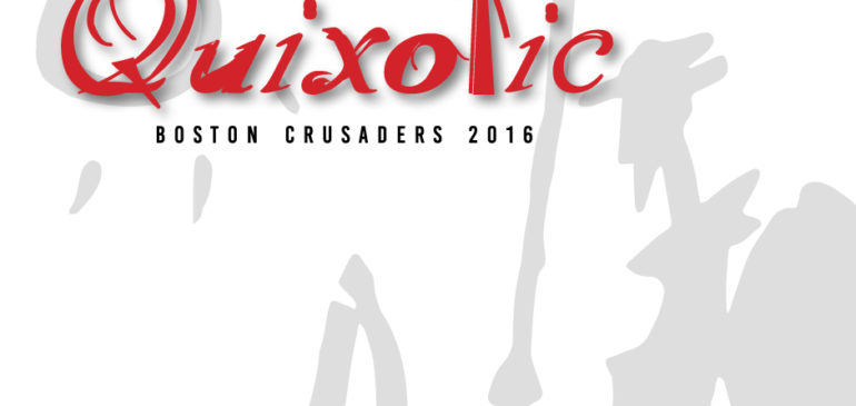 2016 Production – Quixotic