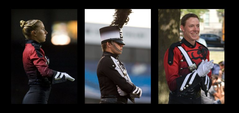 Meet the 2017 Drum Majors