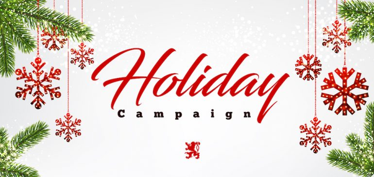 2017 Holiday Campaign