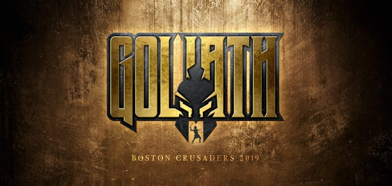 2019 Boston Crusaders Production: Goliath