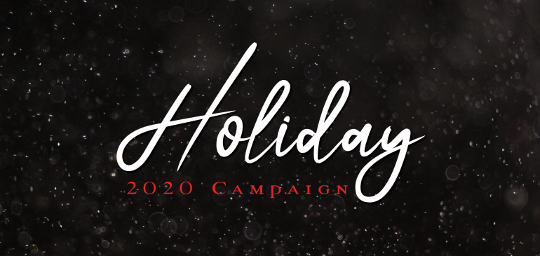 Holiday 2020 Campaign