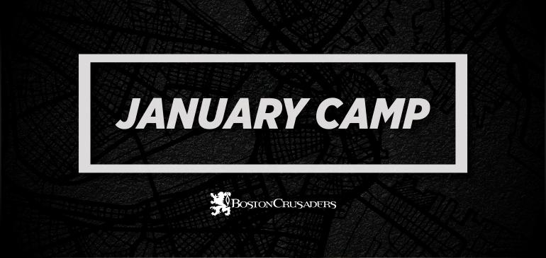 January Production Camp Recap