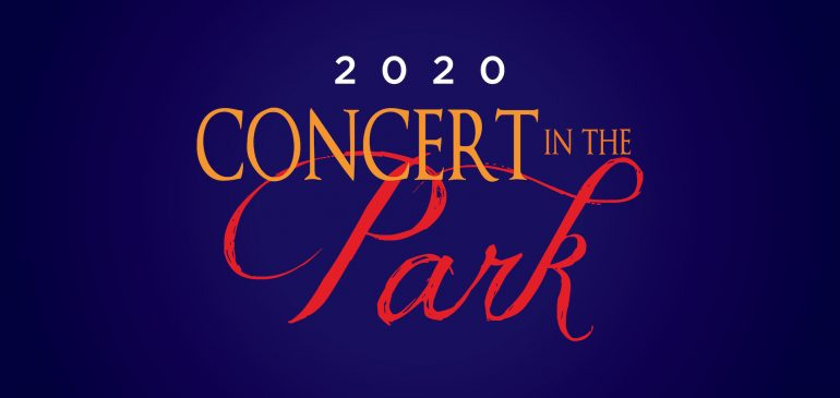 2020 Concert in the Park Recap