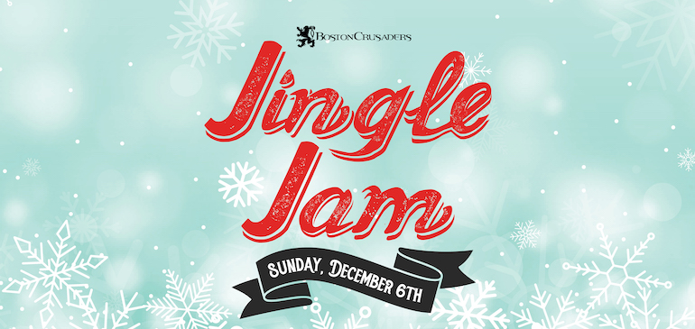 Save The Date: Jingle Jam on December 6th
