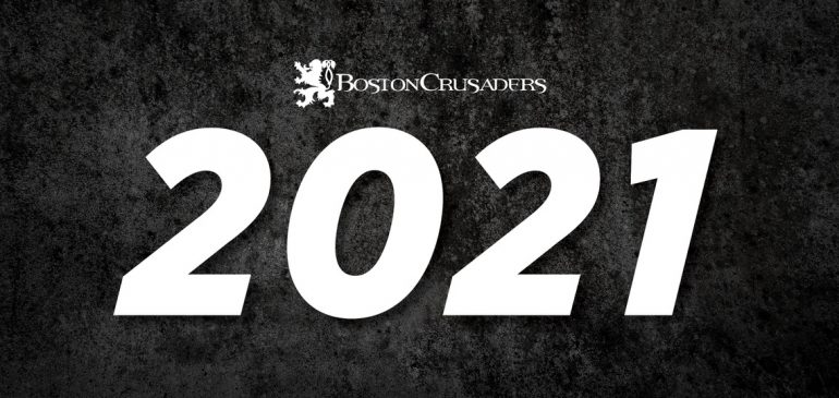 The Boston Crusaders Return for 2021!