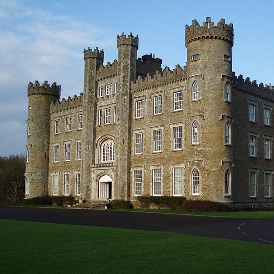 Gormanston Park Castle