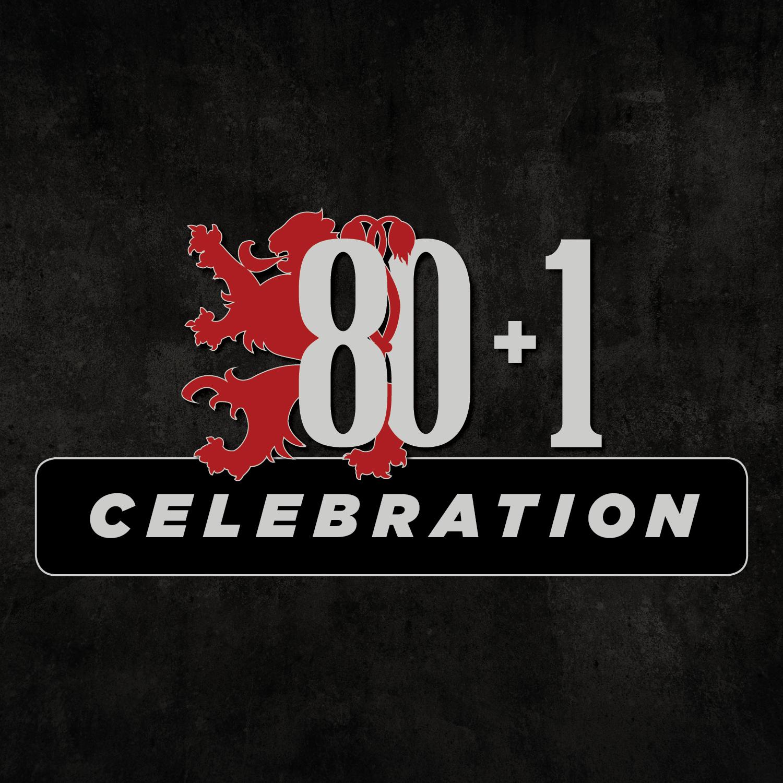 80+1 Celebration